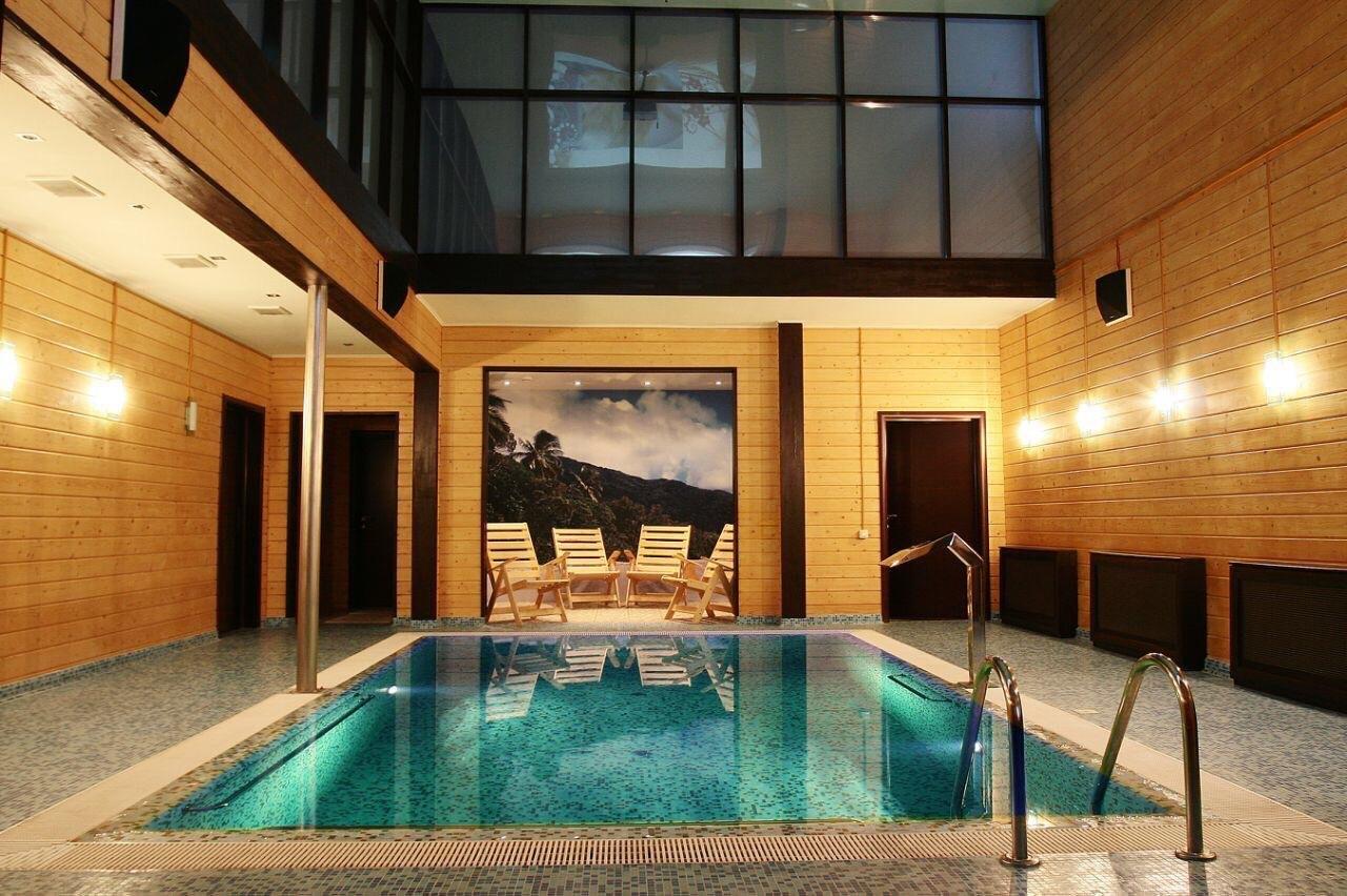 Паръ, гостинично-банный комплекс - №1