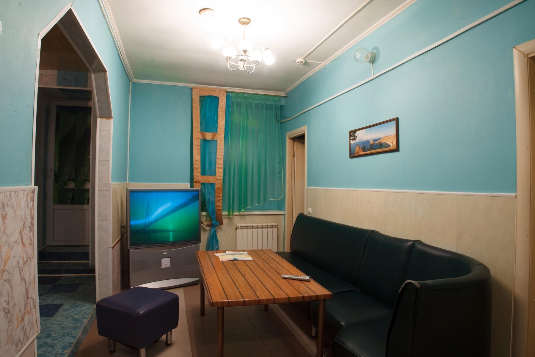 Южный, гостиничный комплекс - №1