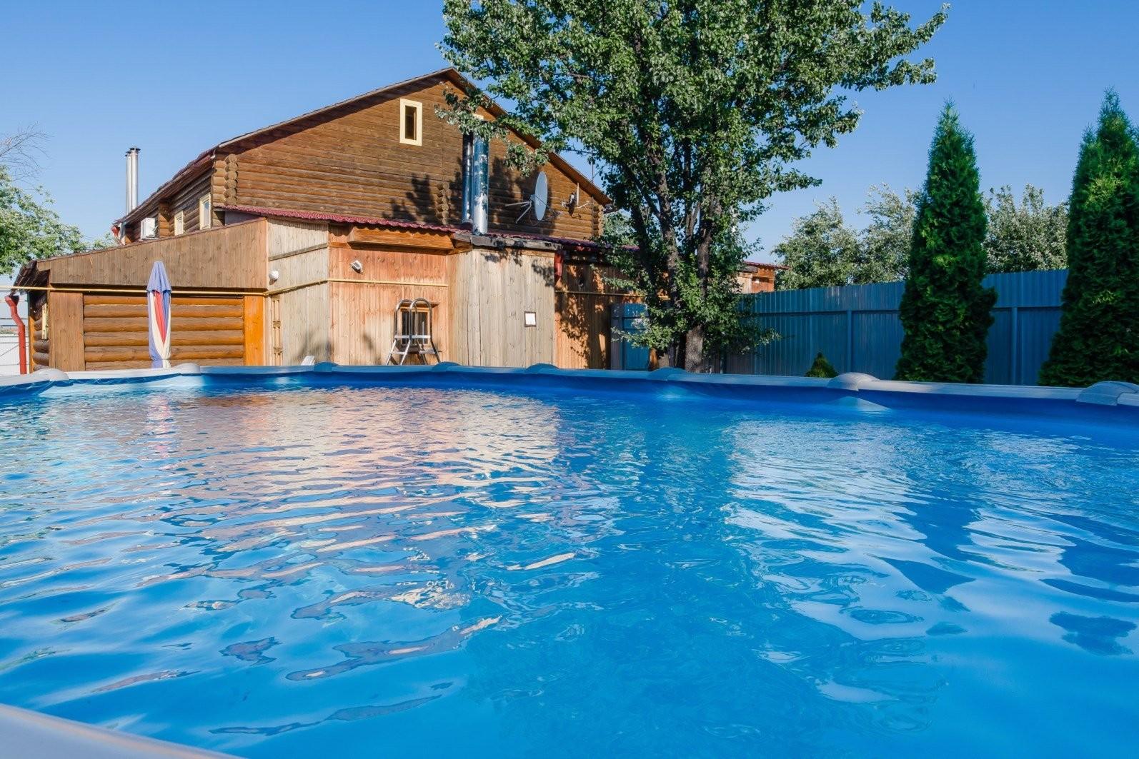 Лукоморье, гостинично-банный комплекс - №1