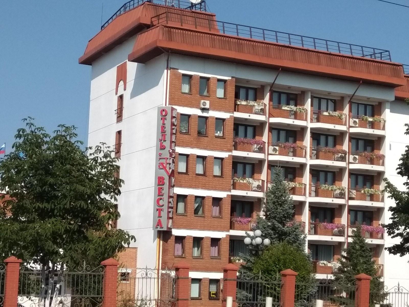 Веста, гостиничный комплекс - №1